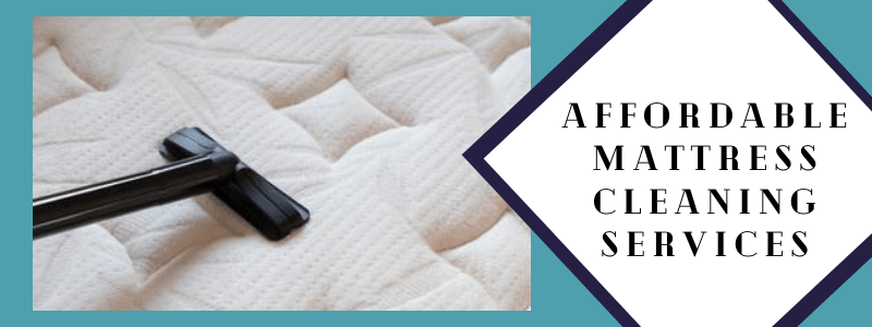 Affordable Mattress Cleaning Services