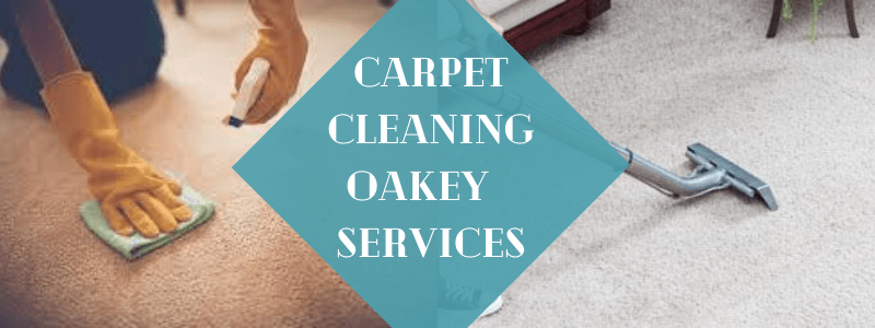 Carpet Cleaning Oakey Services