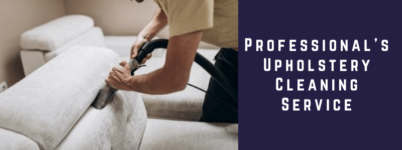 Professionals Upholstery Cleaning Service